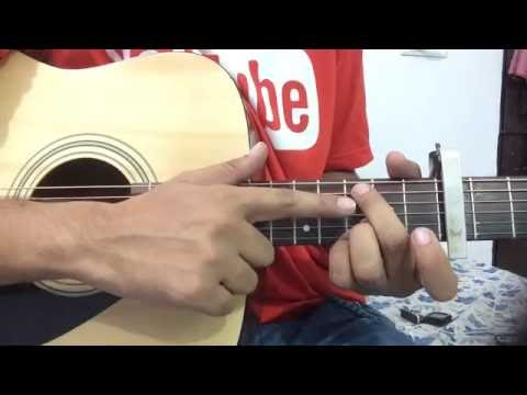 Teri Meri Kahaani Guitar Chords Lesson | Cover | Bhuvan Bam | BB ki Vines Song On Guitar | Easy