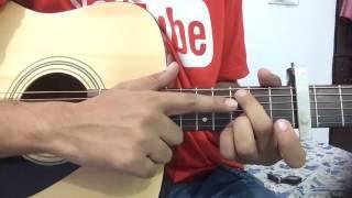 Teri Meri Kahaani Guitar Chords Lesson | Cover | Bhuvan Bam | BB ki Vines Song On Guitar | Easy