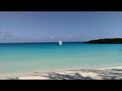 A J Beach Darby Island