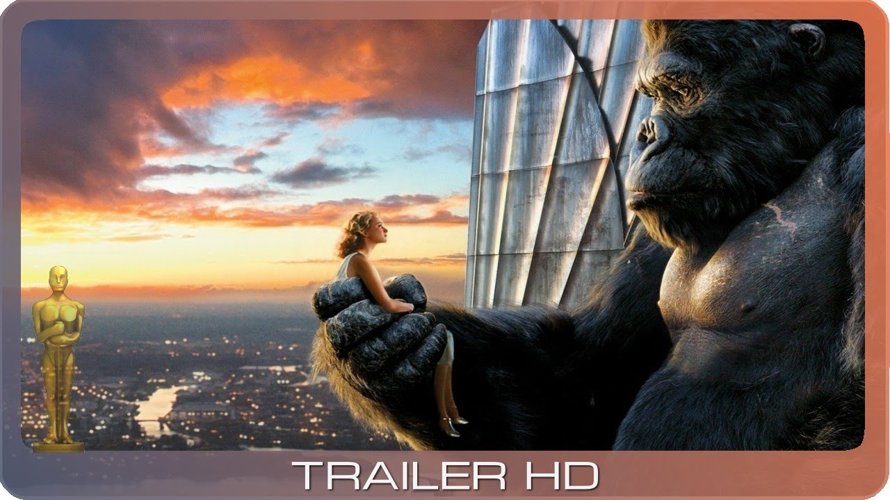 King Kong ≣ 2005 ≣ Trailer #2 ≣ German | Deutsch