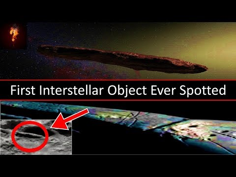 """""""Cigar Shaped """"Asteroid"""" Possible Alien Craft Says SETI"""