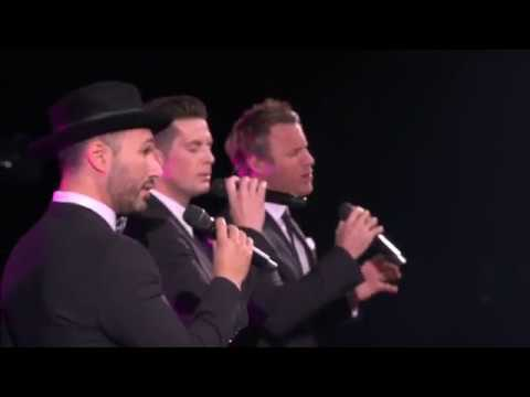 The Tenors - Hallelujah (Live)