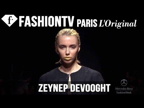 Z. By Zeynep Devooght Spring/Summer 2015 | Istanbul Fashion Week | FashionTV