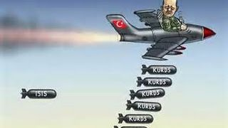 Kurds Best ground fighters against ISIS ISIL DAESH & NATO Turkey attacking Kurds Airstrikes WHY?