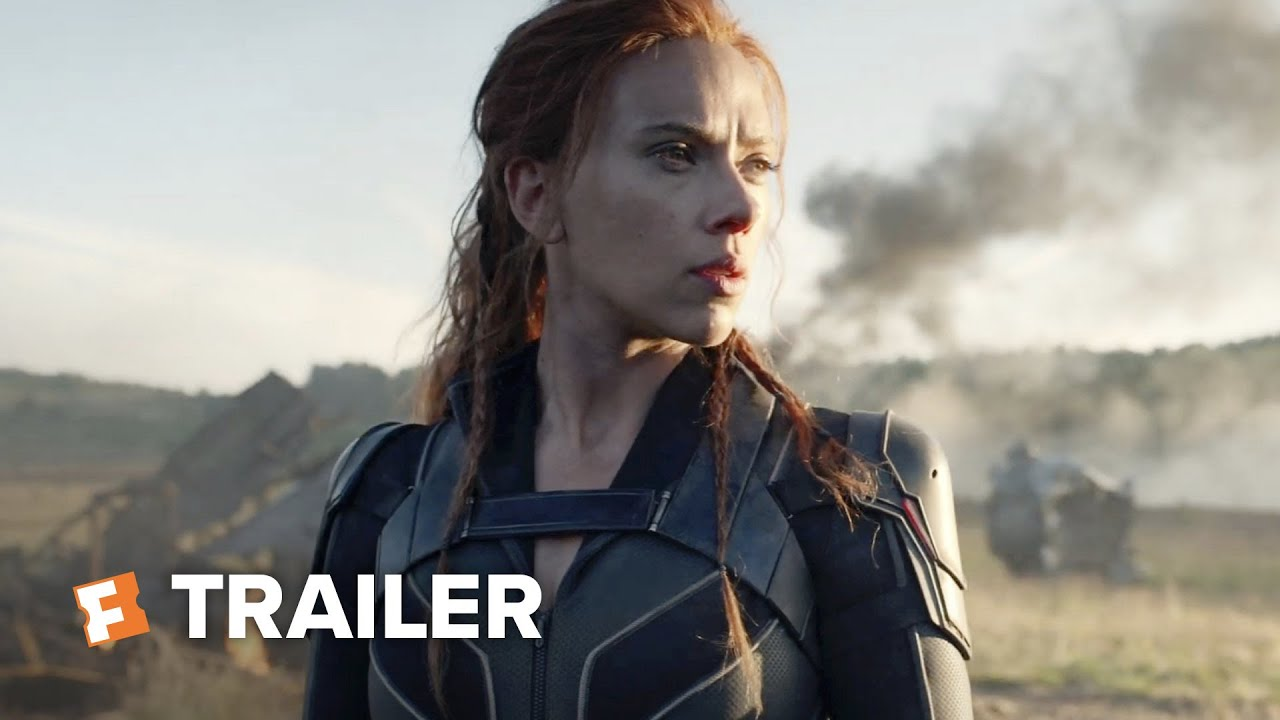 Black Widow Teaser Trailer 1 2020 Movieclips Trailers