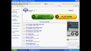How to Download Songs fast and Free using ( MP3SKULL)