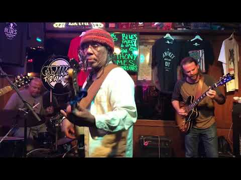 Late Night Monday Blues Jam At The Sugar Mill Saloon.February 11th,  2019