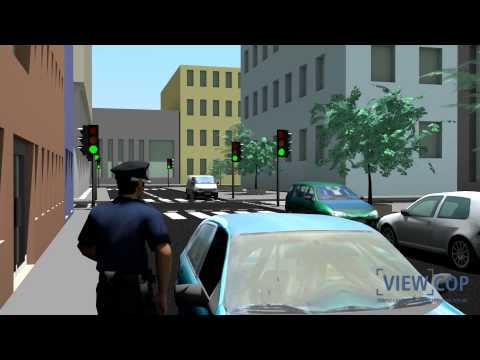 ViewCop by A115 - Augmented Reality Technology for Road Traffic and Parking Control