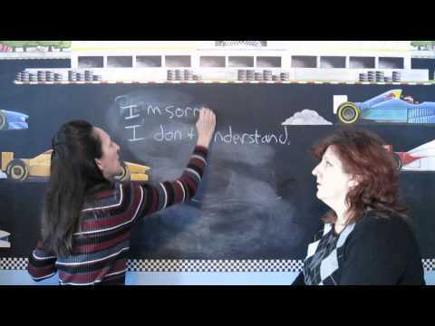 Lesson 4 - Useful Expressions - Learn English with Jennifer