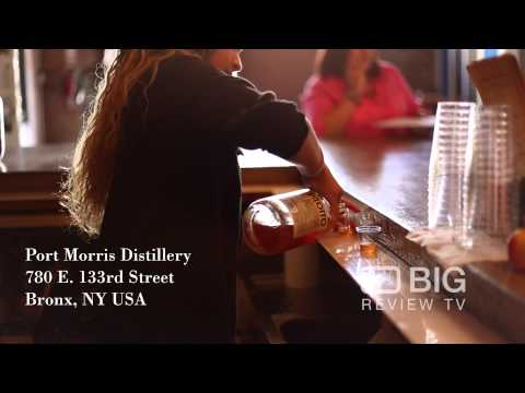 Port Morris Distillery a Liquor Store in New York Selling selction of Spirits