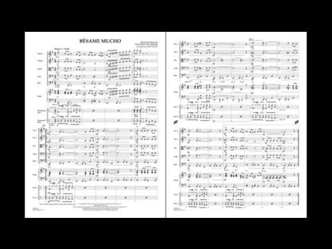 Bésame Mucho by Consuelo Velazquez/arr. James Kazik