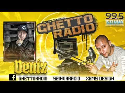 Ghetto Radio 2015 - DENIZ Interjú (01.25) @ Szinva Rádió Miskolc