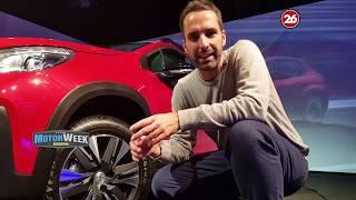 Presentamos el renovado SUV Peugeot 2008 (restyling) en Argentina MP3