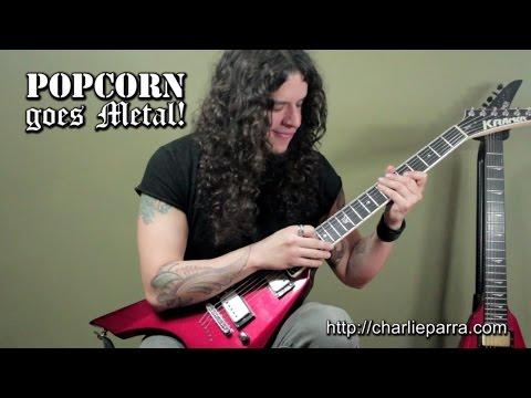 Popcorn song goes metal