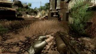 Far Cry 2 Gameplay PC DX10 Ultra High