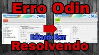 Editando Rom para Odin (erro fail!)