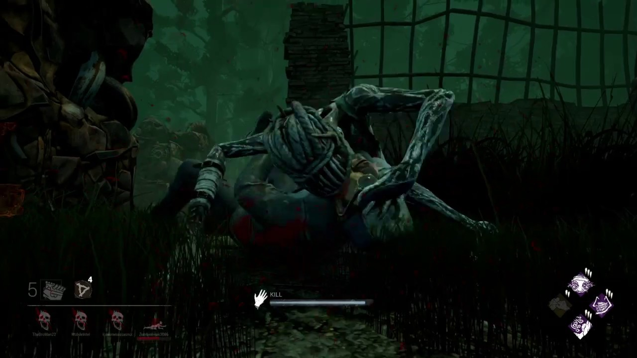 how to play the hag dead by daylight