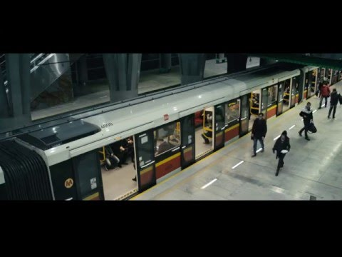 ABB powers Warsaw Metro Line 2 with energy recycling technology