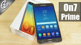 Samsung Galaxy On7 Prime (Exynos 7870 | 13MP F1.9 | 3300 mAh) Unboxing, Benchmarks & Hands On!