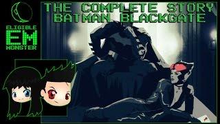 Batman Arkham Origins Blackgate - The Complete Story
