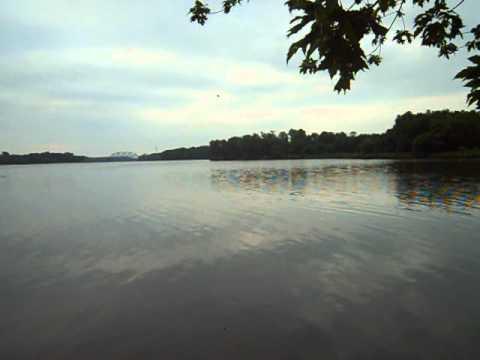 Marshall-Fish-and-Wildlife Area Canoe Camping Part 2