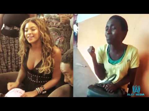 Halo by Beyonce ft African Girl | The Best Duet