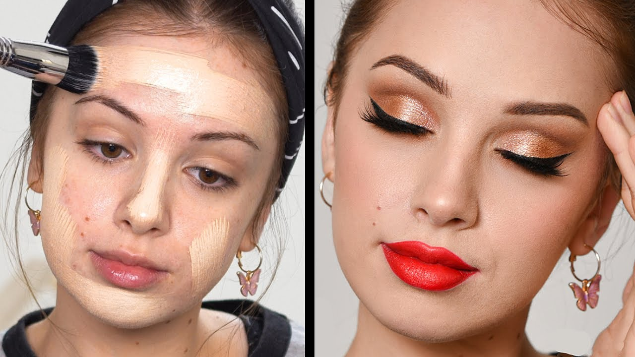 1 HOUR Makeup Transformation | Makeup Tutorial