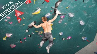ALL 100 BOULDERS IN ONE SESSION? #138