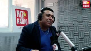 "Live ""Zid fel mazzika"" de Zakaria Ghafouli dans le Morning de Momo sur HIT RADIO - 16/04/15"