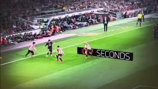 Messi's Magic at the 2015 Copa del Rey Final | ESPN FC Sport Science