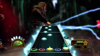 Guitar Hero Smash Hits: Through The Fire And Flames 100% FC Expert Guitar