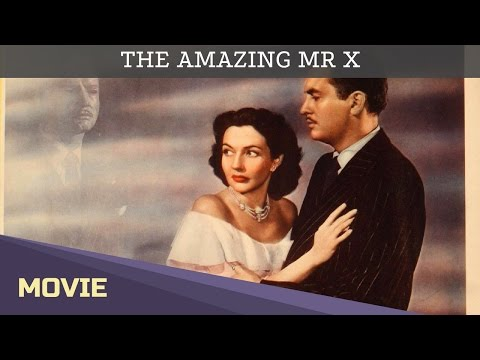 The Amazing Mr. X (1948) Full Movie. 🎥 Thriller Film. Film Noir. Classic Films. Bernard Vorhaus 🎥