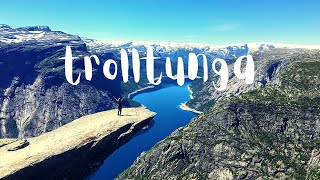 Trolltunga Hike in 60 SECONDS!
