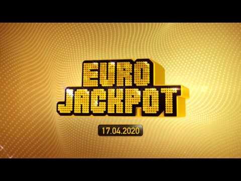 Tatistiky vhier v lotrii, eurojackpot