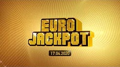 Eurojackpot Trekking 17/04/2020