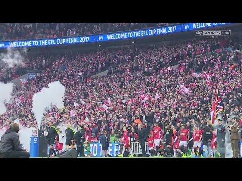 [HD] Sky Sports 🏆 2016/17 EFL Cup Final Montage