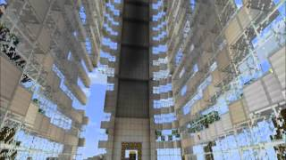 Burj Al Arab Timelapse Minecraft