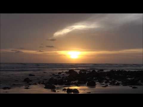 【魅惑のビーチ】 WHITE SANDS BEACH SUNSET,KOH CHANG,THAILAND 4K (Ultra HD)