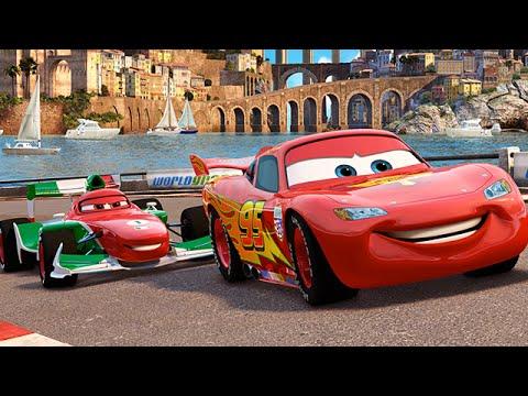 Cars Disney Pixar Movie Game Walkthrough Part 1