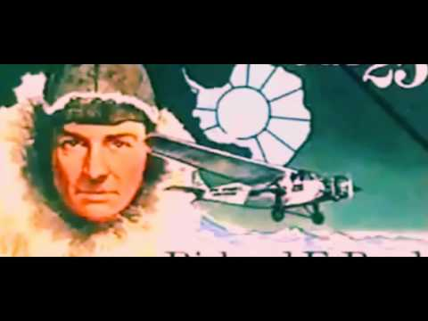 Interview with Admiral Richard E. Byrd revealing there is Land beyond the Antarctic Ice Wall
