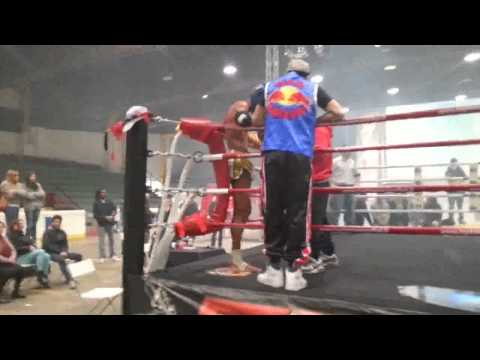 Kebrom Vs Bonalumi Ring War Milano Muay Thai