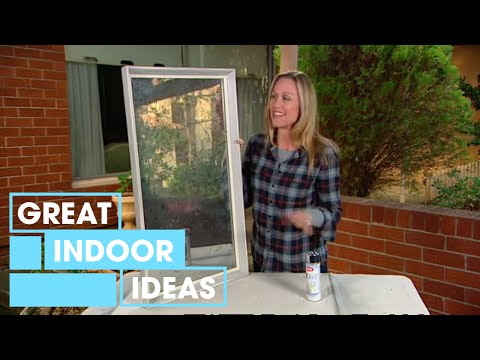 How To Make An Antique-Style Mirror | Indoor | Great Home Ideas