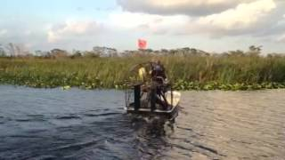 Airboat 125 Lycoming & Baby Gore Hull