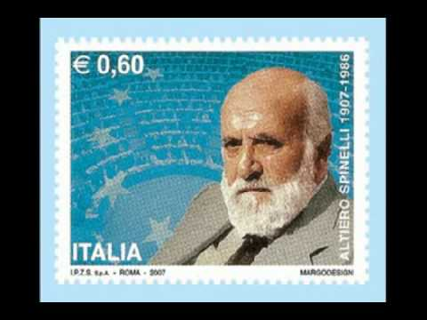 Altiero Spinelli and the European Constitution