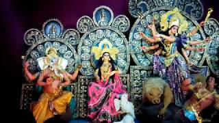 Kolkata Durga Puja 2018 : Garia Mitali Sangha Naba Durga