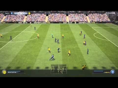 Gameplay Demo FIFA 15 para PS4