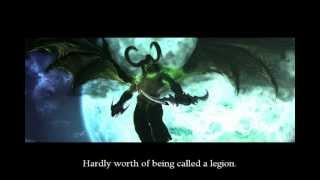 Well of Eternity Illidan [Patch 4.3] - World of Warcraft voice