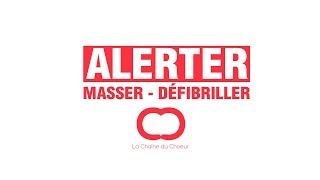 Alerter Masser Défibriller - La Chaîne du Chœur  (Clip Officiel)