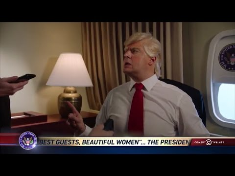 Professional Donald Trump Impersonator Gets Comedy Central Show