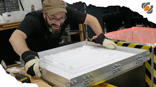 Hardware Store Vacuum Table - HOW TO make your own